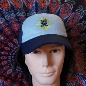 Men's boy scouts bear scout baseball cap M/L